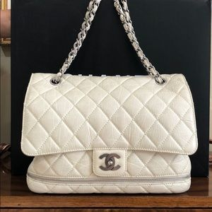Chanel Expandable Large Limited Edition bag